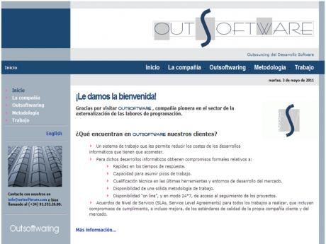 Outsoftware - Outsourcing del Desarrollo Software